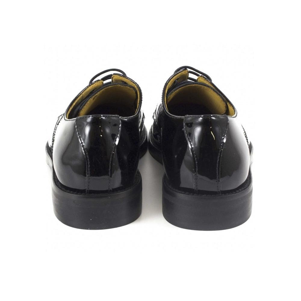 Derbies Milla Black Patent