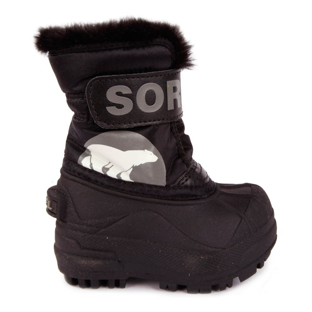 BOOTS SNOW COMMANDER BLACK-SOREL-Maralex Paris