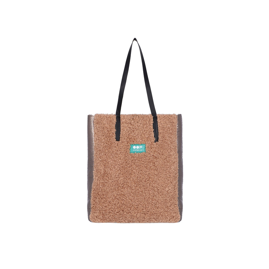 Sac 3002 En Faux Mouton Marron (4885758574655)