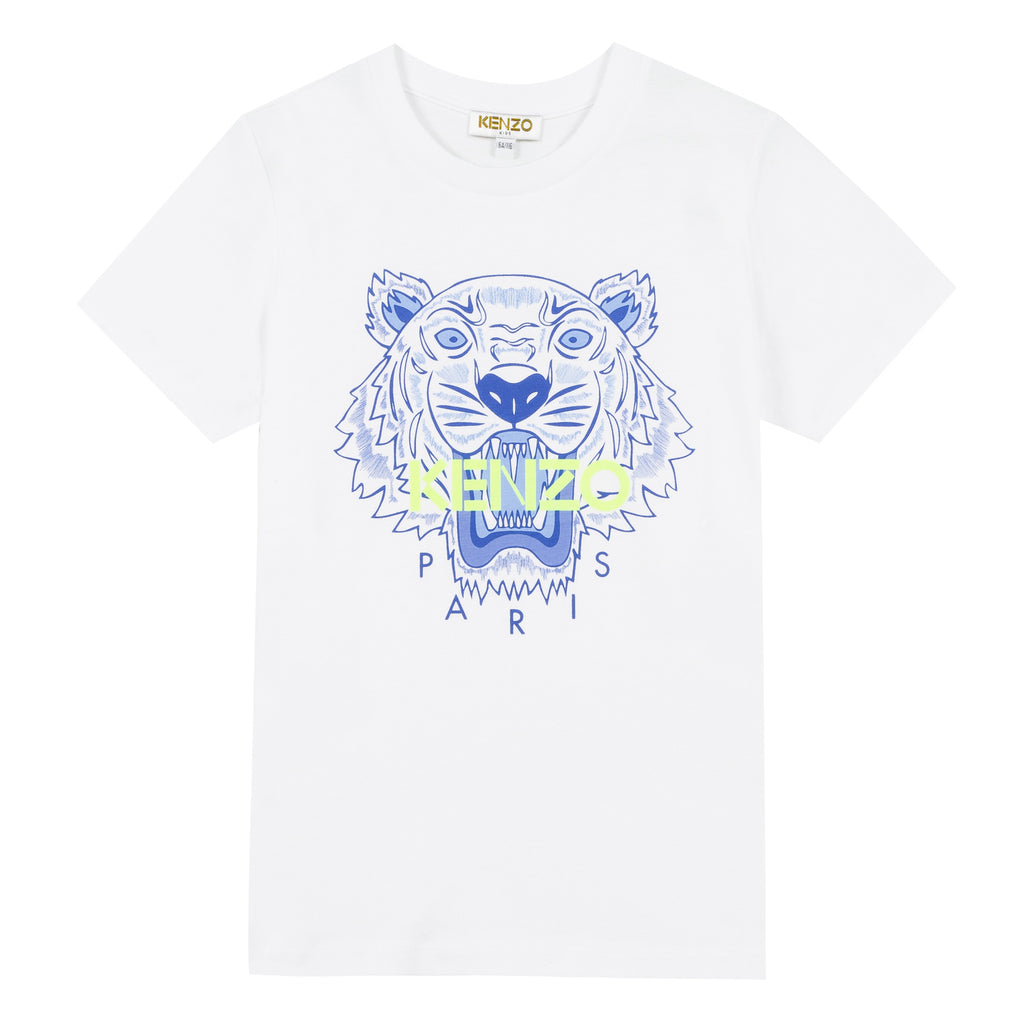 T-SHIRT TIGER-KENZO KIDS-Maralex Paris