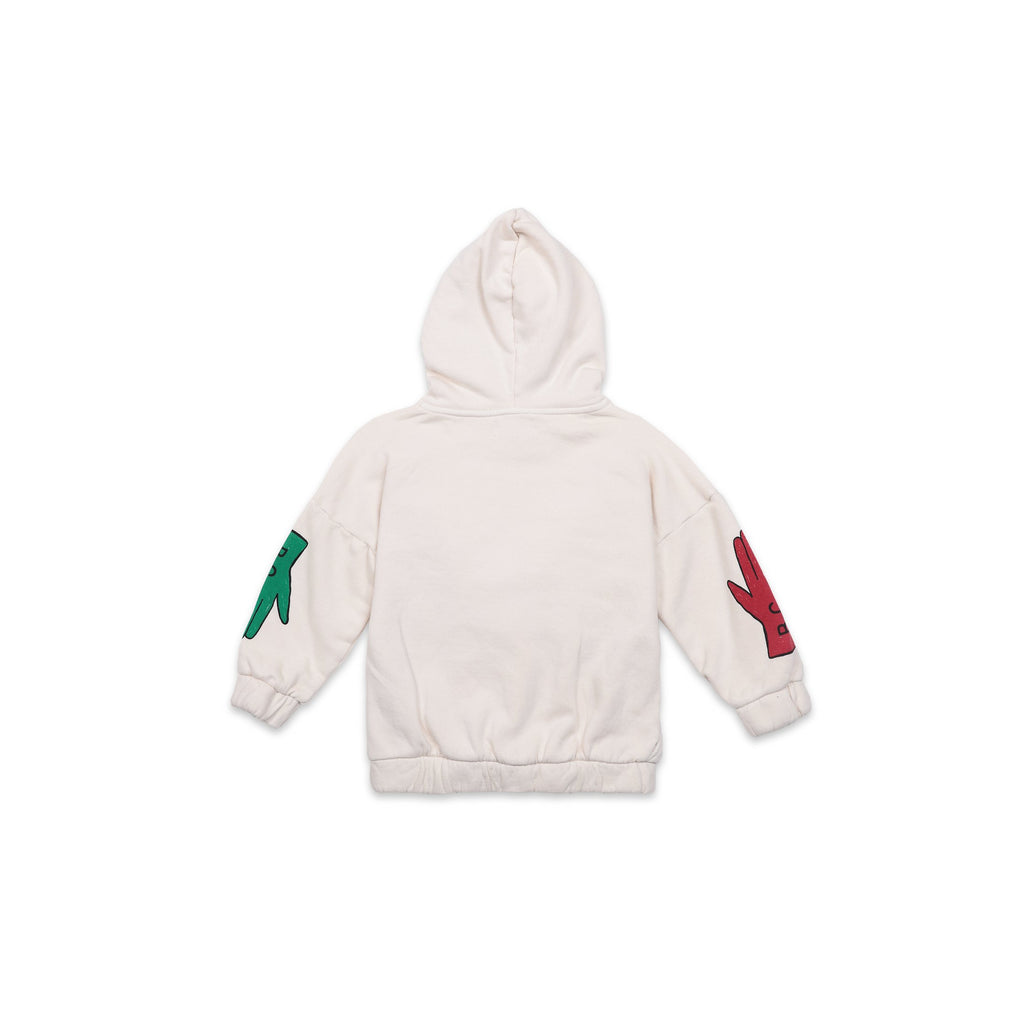 Lost Gloves Hooded Sweatshirt (4750258995263)