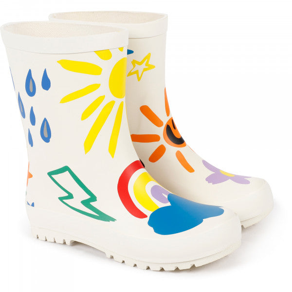 Weather Rainy Boots