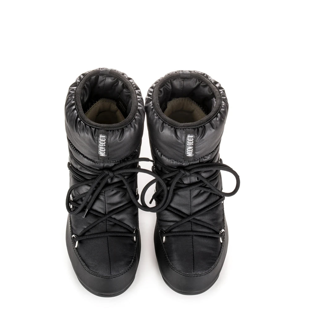 MOON BOOT LOW BLACK