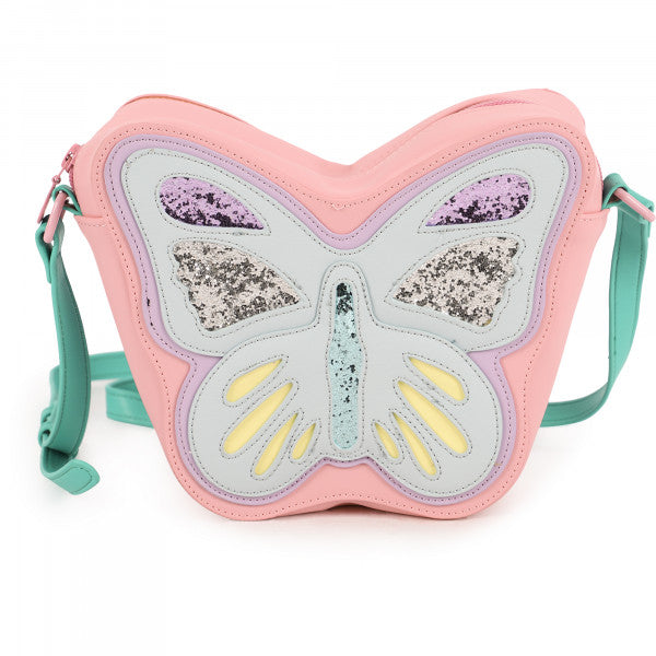 Butterfly Shoulder Bag (4906753720383)