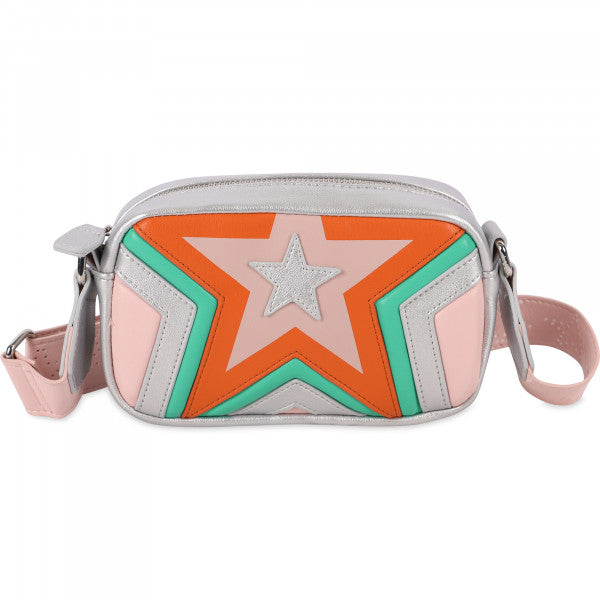 Shoulder Bag Quilted Star (4906754113599)