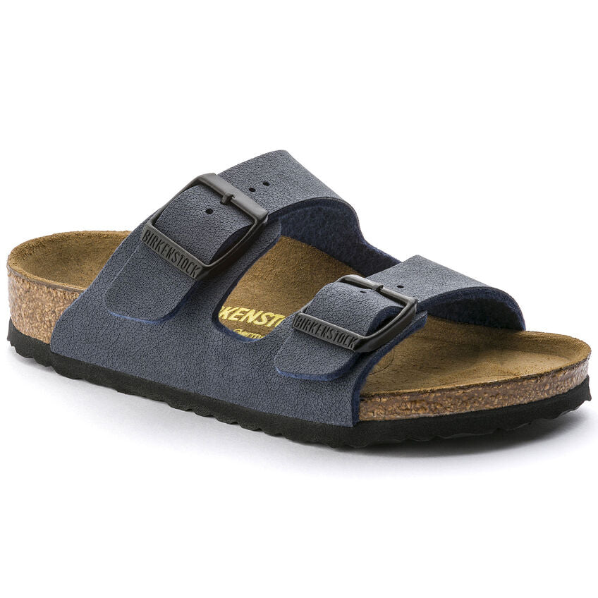 Arizona Nubuck Navy Kids (6581336473663)