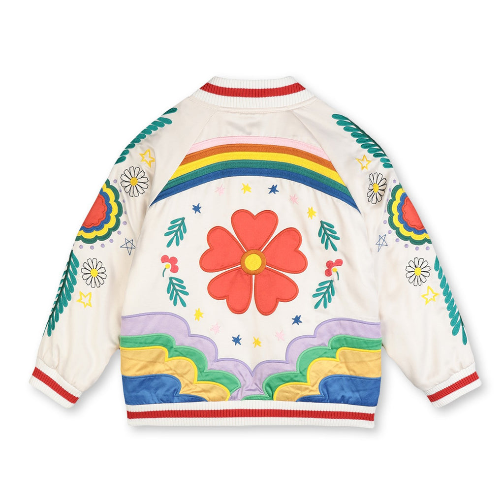 Bombers-STELLA MCCARTNEY KIDS-Maralex Paris