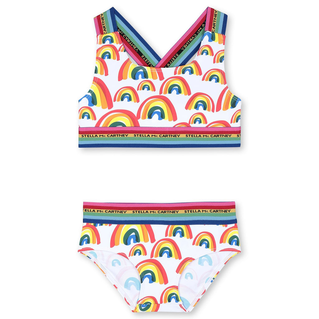 Maillot Big Rainbows-STELLA MCCARTNEY KIDS-Maralex Paris