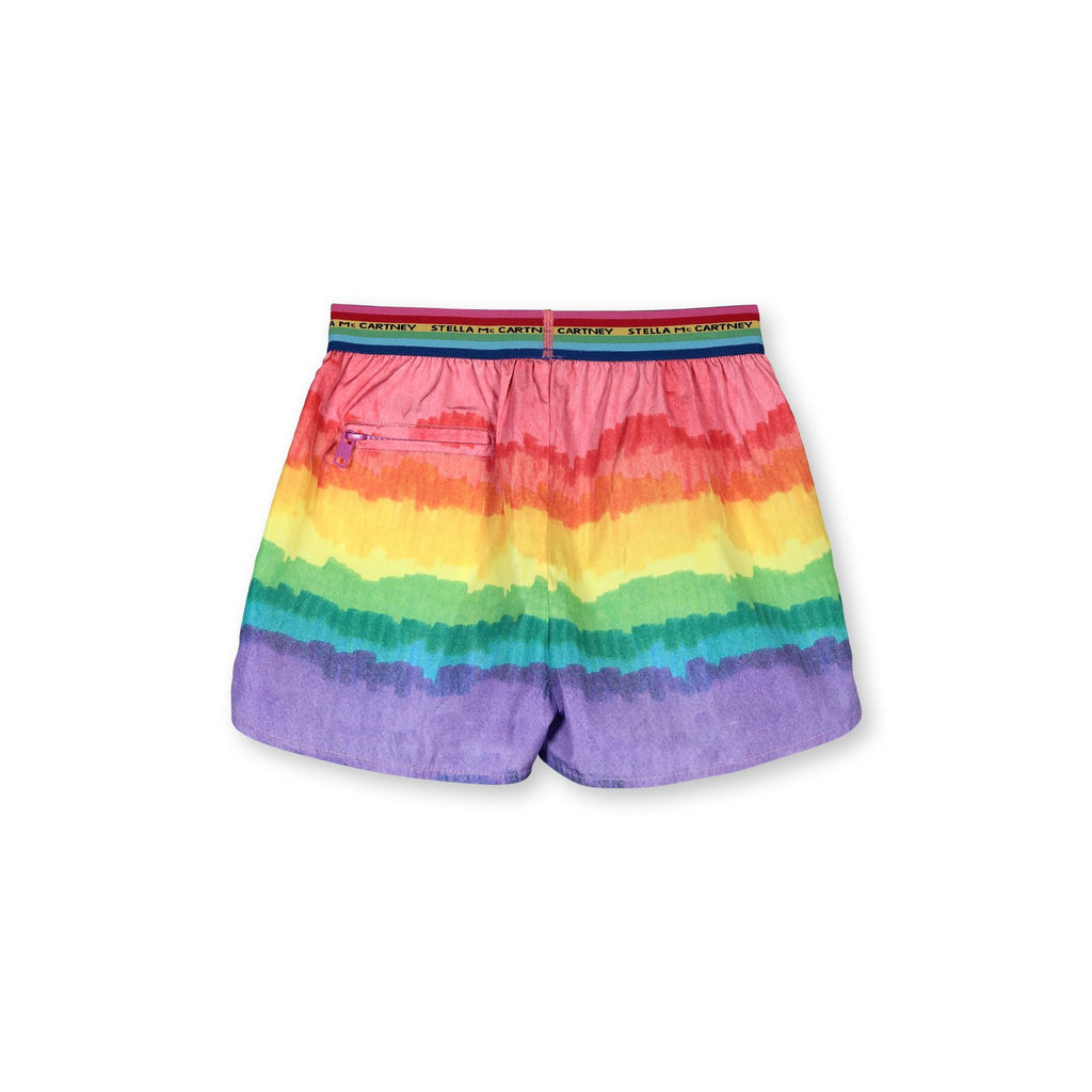 Short Rainbow Poly-STELLA MCCARTNEY KIDS-Maralex Paris