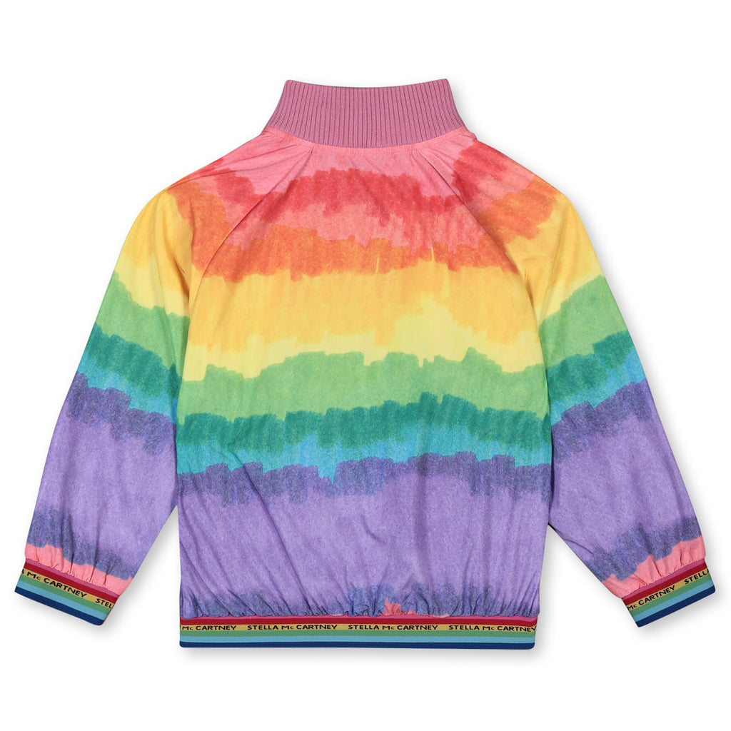 RAINBOW POLY JACKET