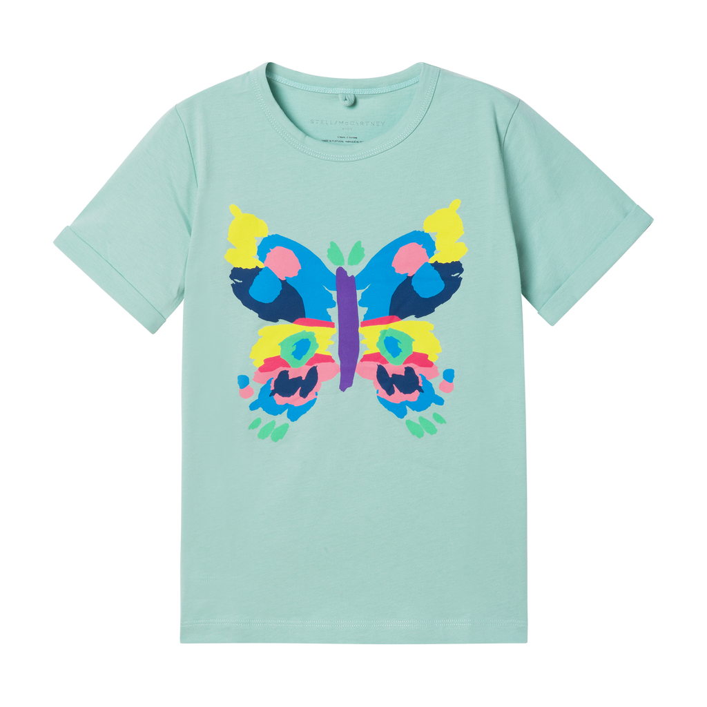 T-shirt Painted Butterfly (4955633123391)