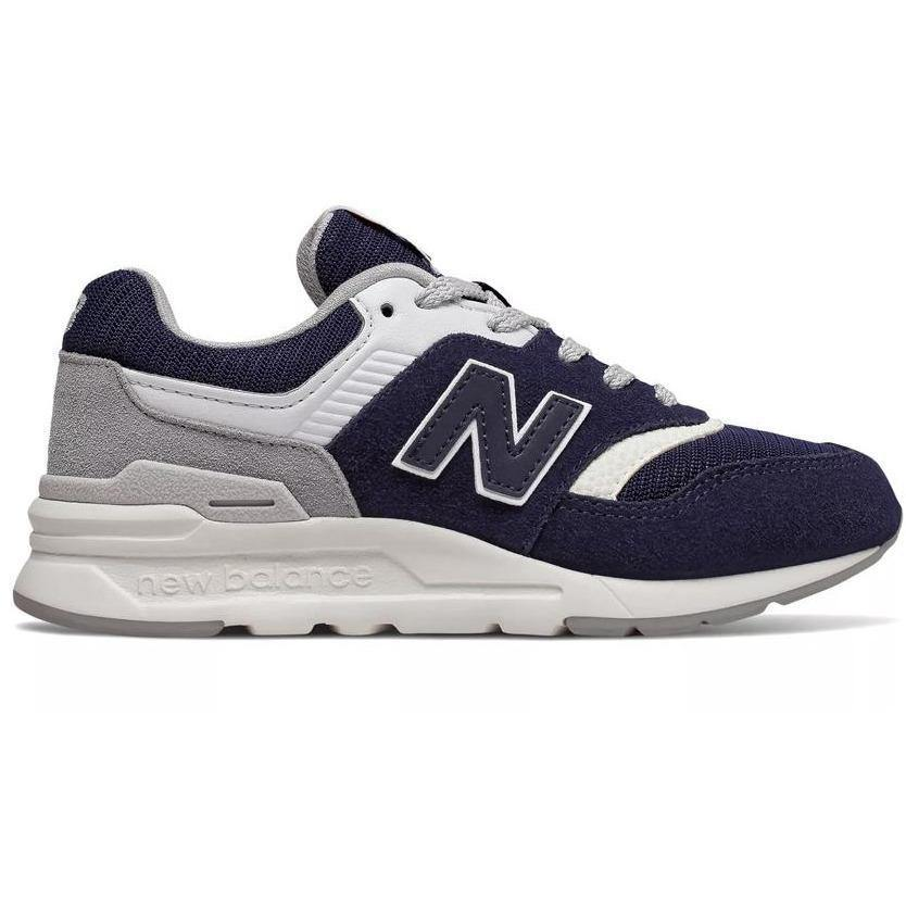 997 Navy Lacets-BASKETS & SNEAKERS-NEW BALANCE-Maralex Paris