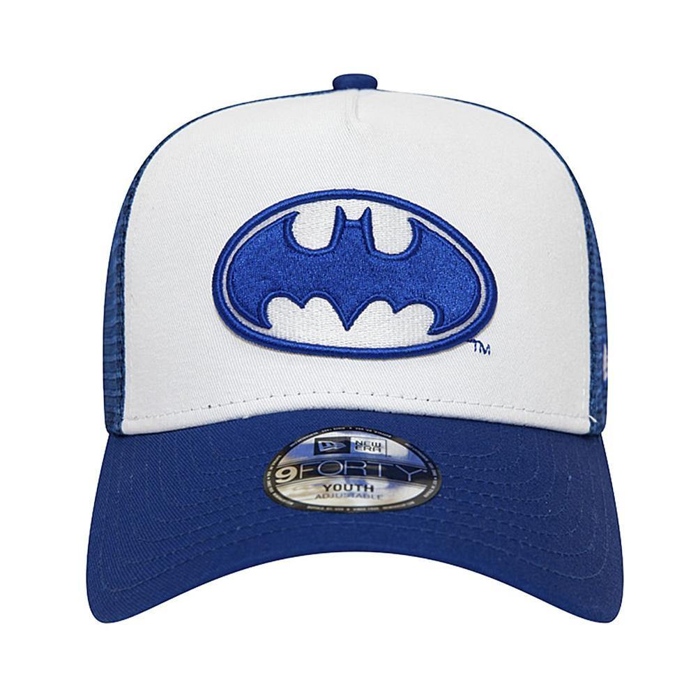 9FORTY TRUCKER BATMAN-CHAPEAUX-NEW ERA-Maralex Paris