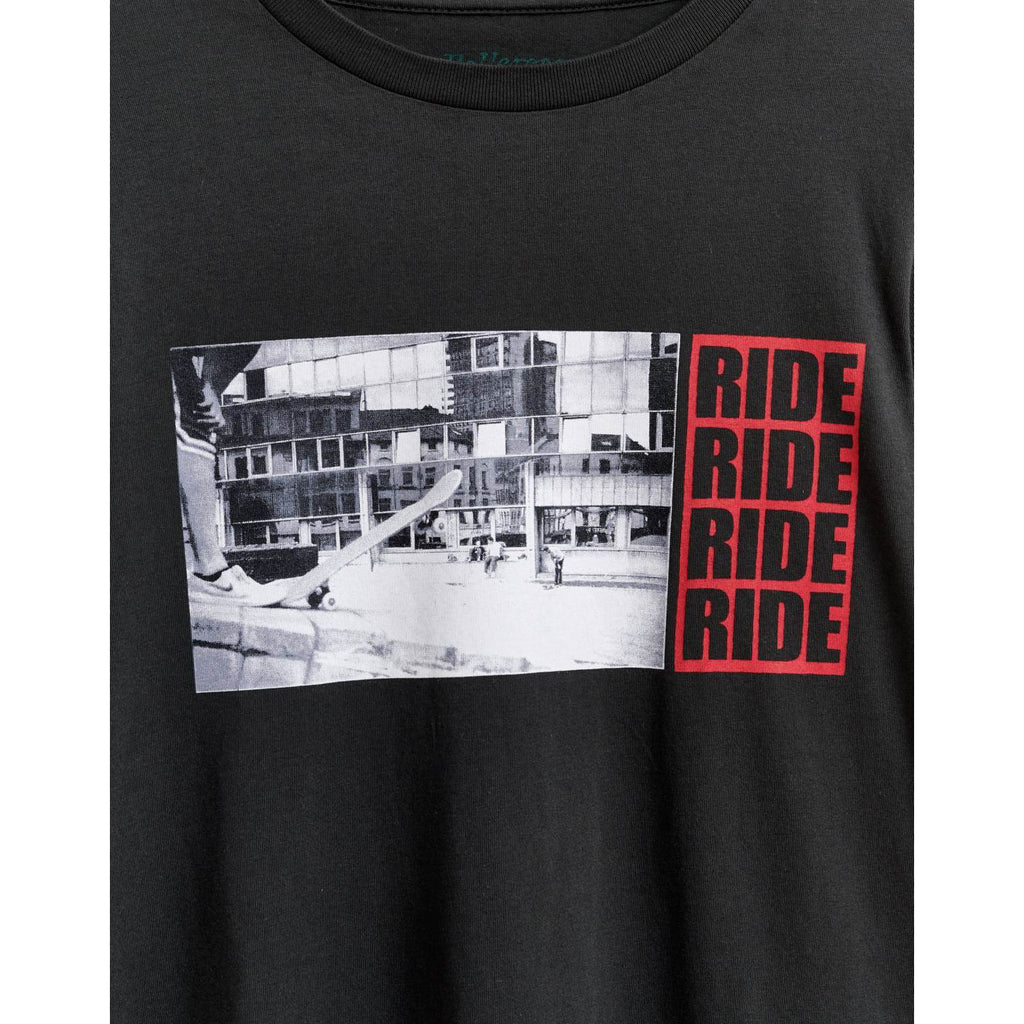T-shirt Kenn Ride Kaki