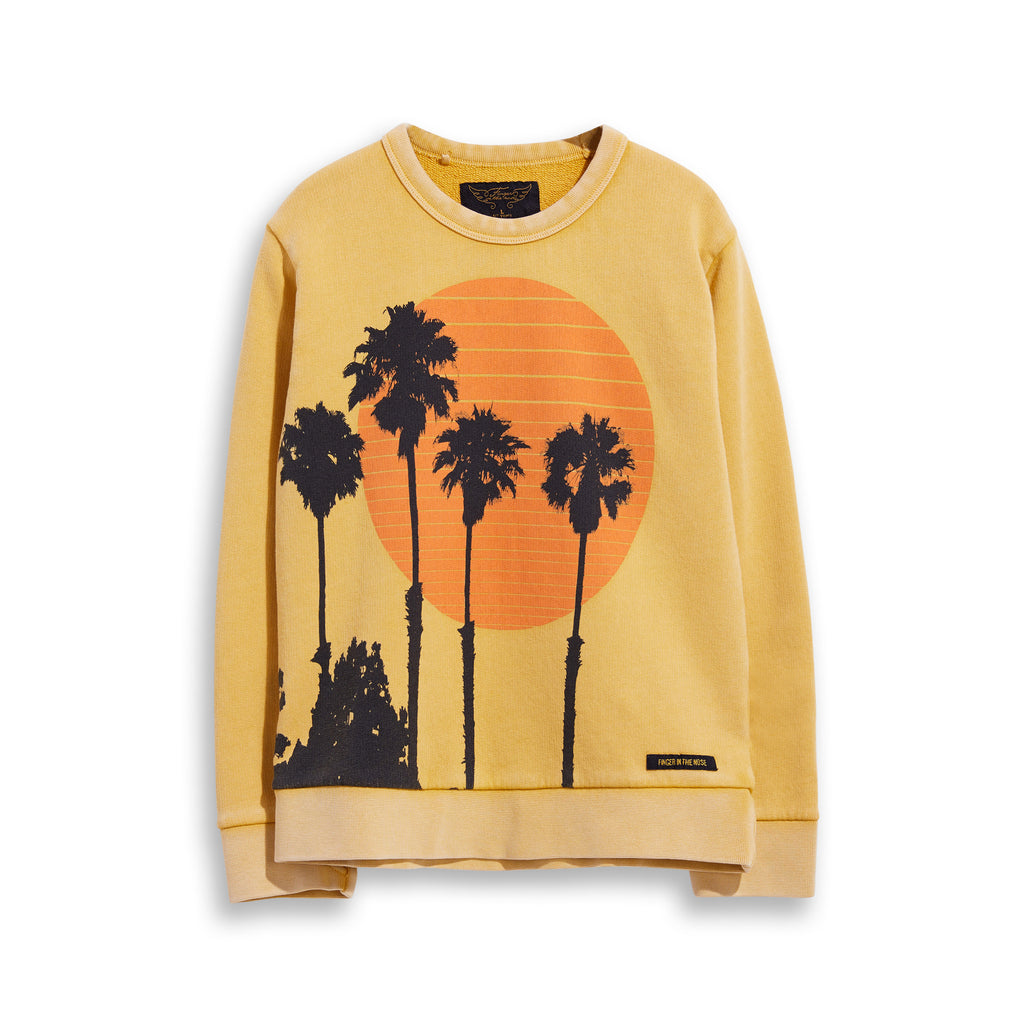 Sweat Brian Mustard Sunset