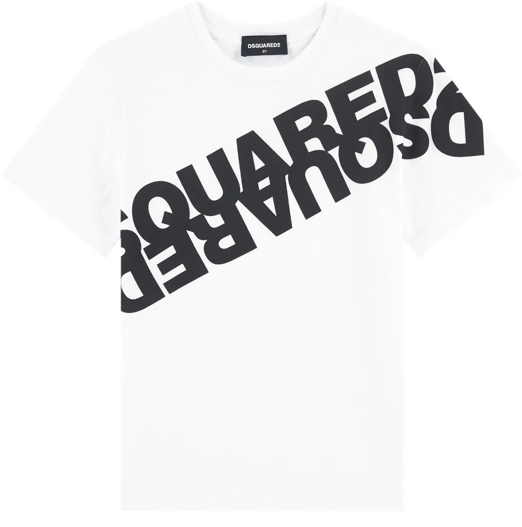 T-shirt Reverse-DSQUARED2-Maralex Paris (4446372102207)
