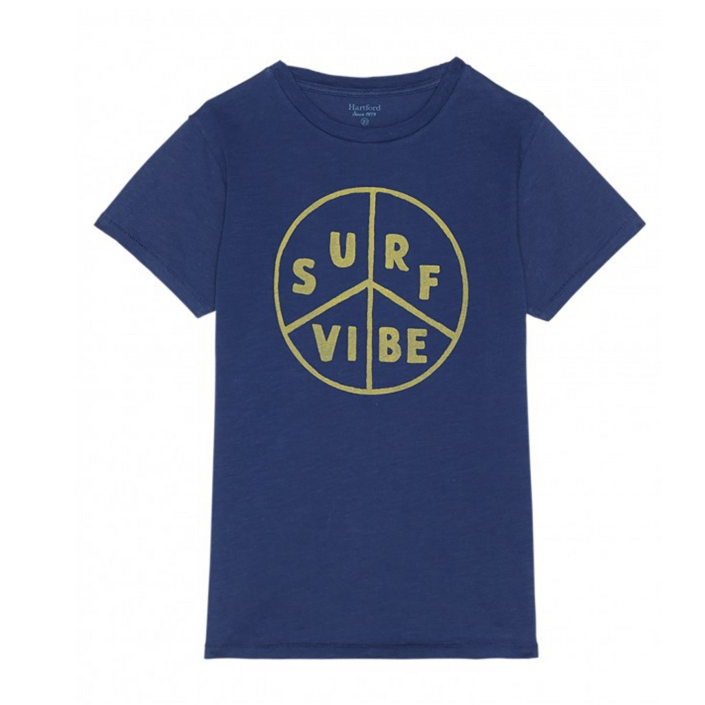 T-shirt Surf Vibes Kid-HARTFORD-Maralex Paris (4499809304639)