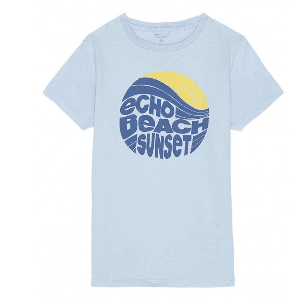T-shirt Echo Beach Kid