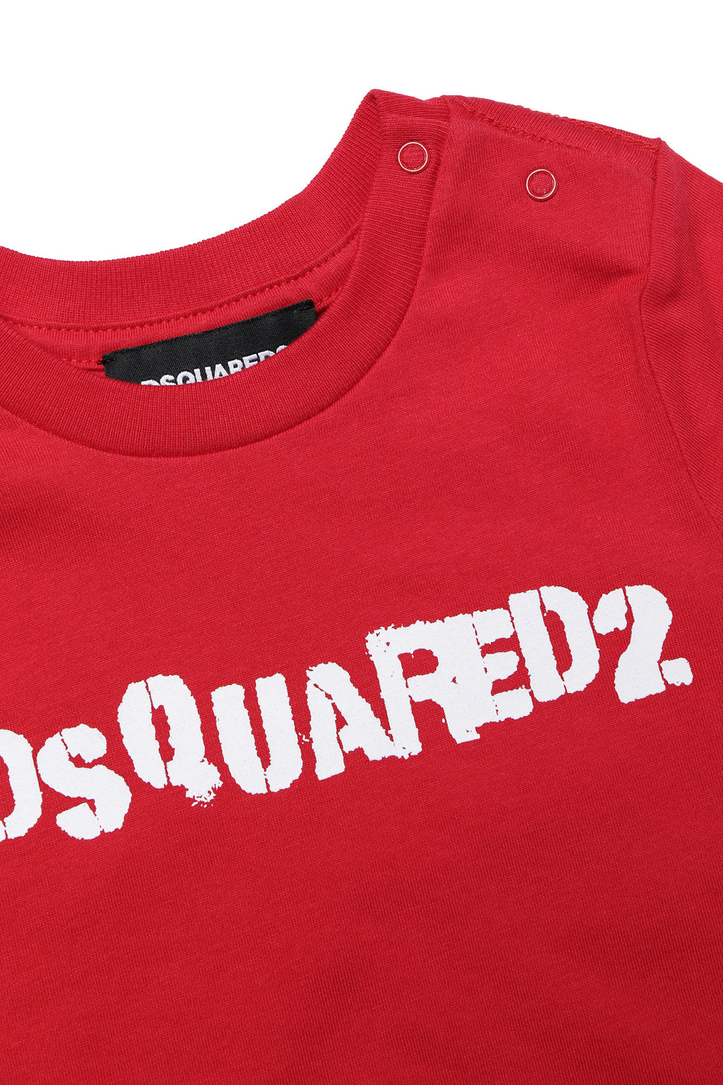 DSQUARED2 RED TEE