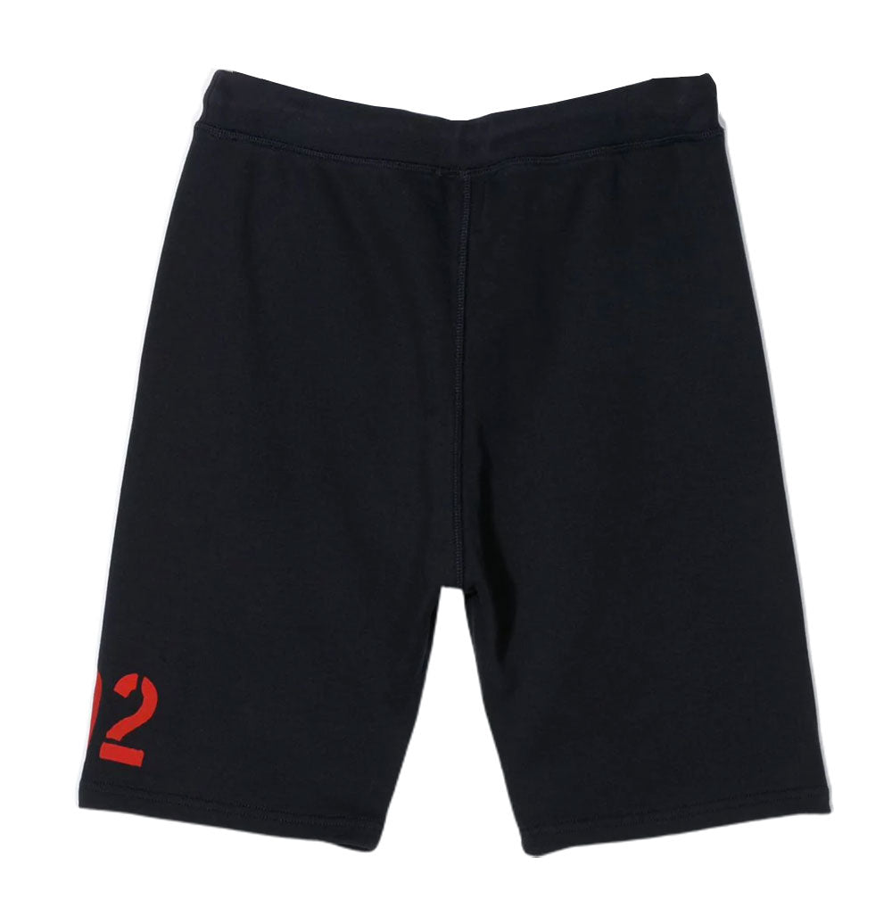 Dsquared² Short Navy-DSQUARED2-Maralex Paris