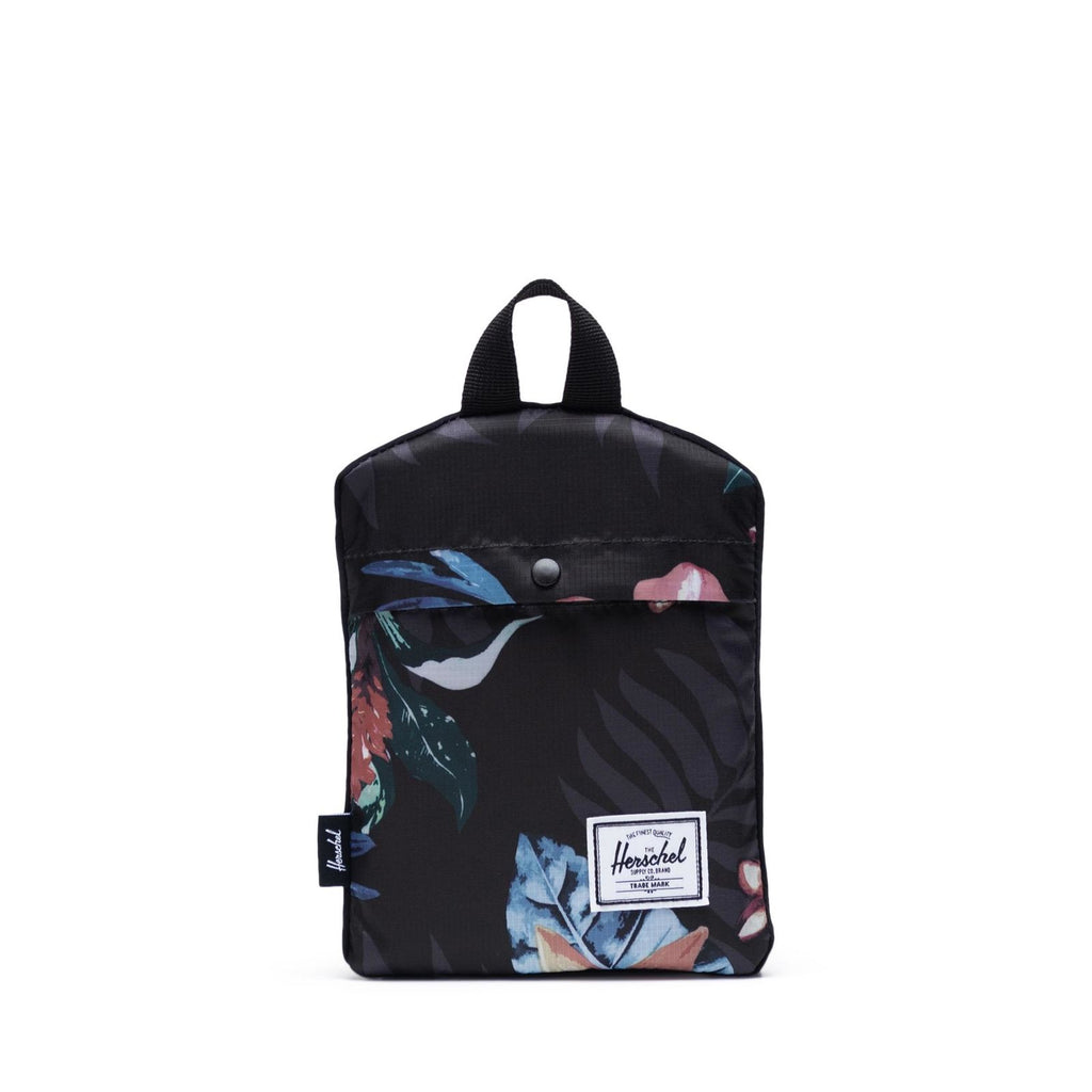 Packable Duffle Summer Floral-HERSCHEL-Maralex Paris