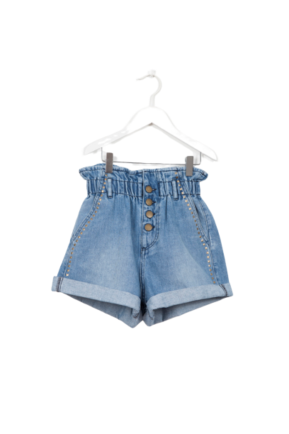 SHORT DENIM GARFIELD-INDEE-Maralex Paris