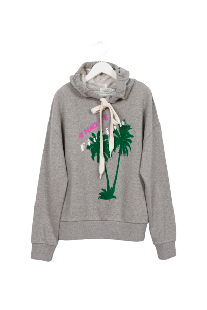 SWEATSHIRT GIBRALTAR PALMS-INDEE-Maralex Paris