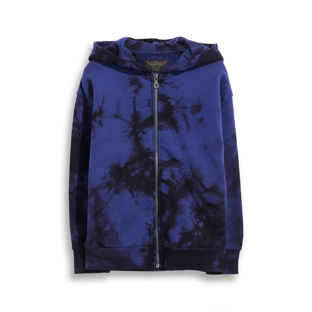 Sweat Joey Navy Tie & Dye