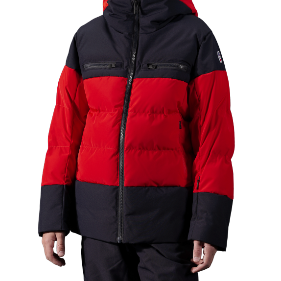 VESTE LAUZON RED-FUSALP-Maralex Paris (4396105498687)