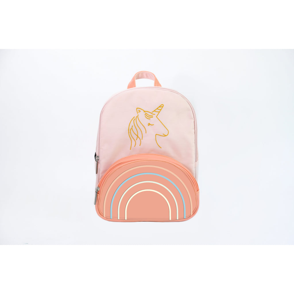 SAC A DOS LICORNE-CARAMEL AND CIE-Maralex Paris