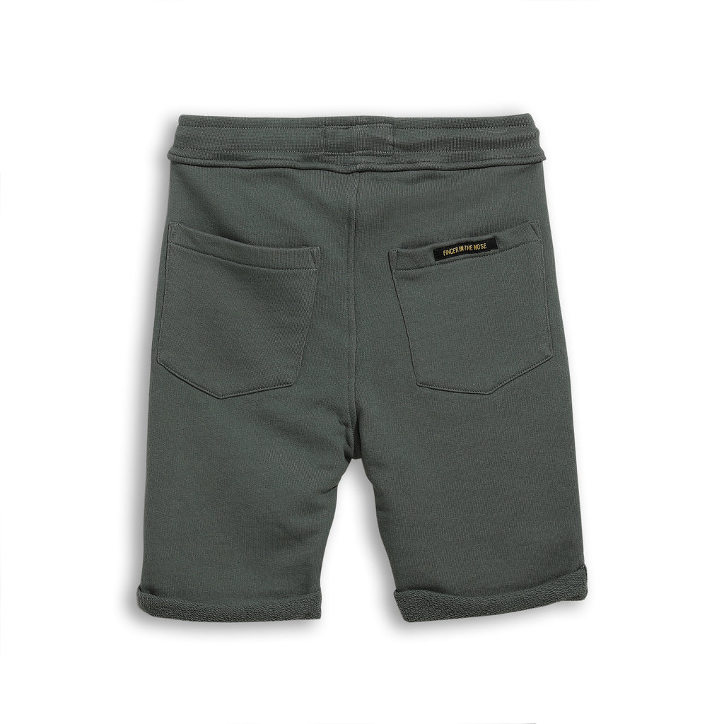 Bermuda Molleton New Grounded Khaki