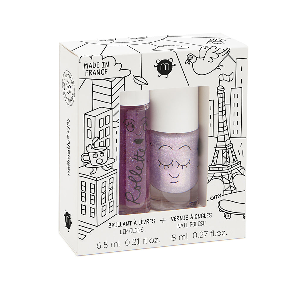 COFFRET ROLLETTE  LOVELY CITY
