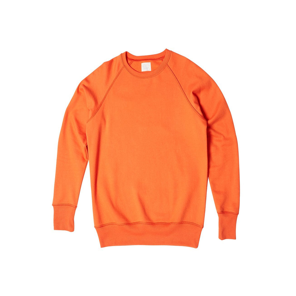 Sweatshirt Raspail Orange-NEW JERSEY-Maralex Paris (4508059009087)