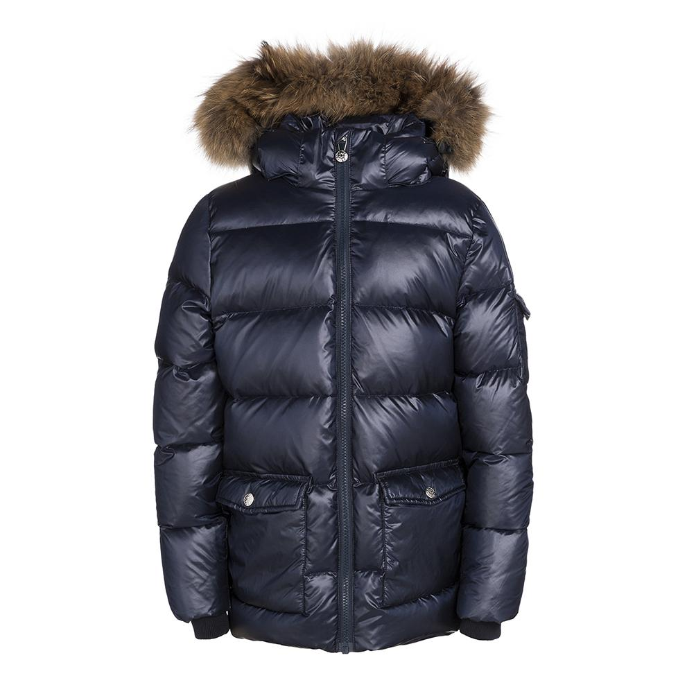 AUTHENTIC JACKET SHINY FUR-VESTES & MANTEAUX-PYRENEX-Maralex Paris