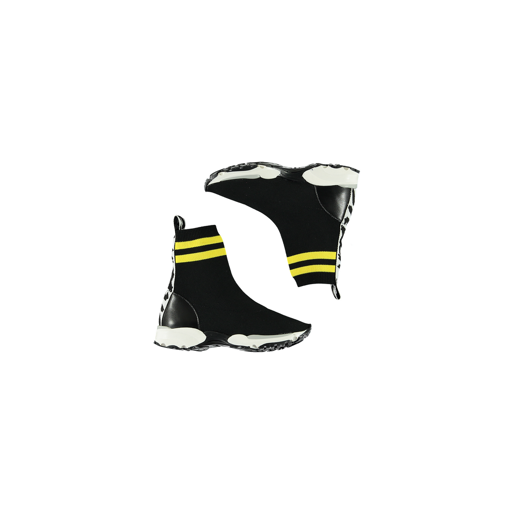 BASKET HIGH TRAINER LOGO-BASKETS & SNEAKERS-STELLA MCCARTNEY KIDS-Maralex Paris (4156006432831)