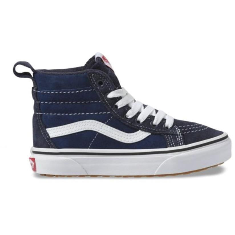BASKET MONTANTE SK8-HI BLUE-BASKETS & SNEAKERS-VANS-Maralex Paris