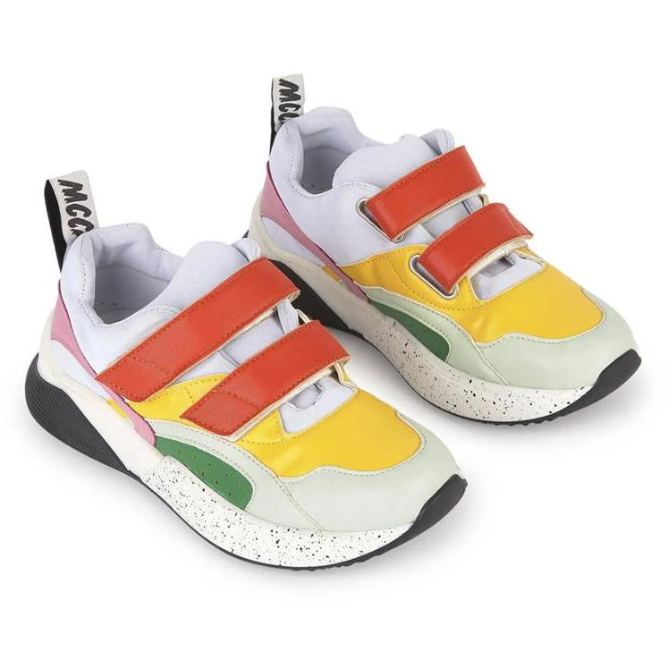 Basket Multicolores-BASKETS & SNEAKERS-STELLA MCCARTNEY KIDS-Maralex Paris