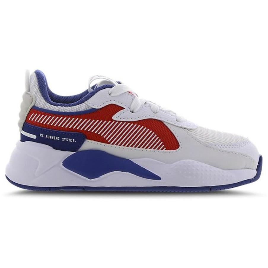 Basket RSX Hard Red-BASKETS & SNEAKERS-PUMA-Maralex Paris
