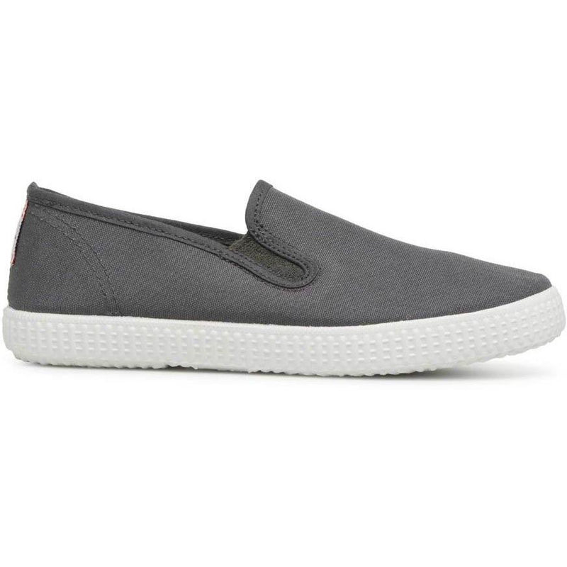 Baskets Elastique Gris-Fille-CIENTA-Maralex Paris (1976026628159)