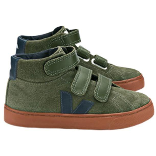 BASKETS ESPLAR KAKI-BASKETS & SNEAKERS-VEJA-Maralex Paris