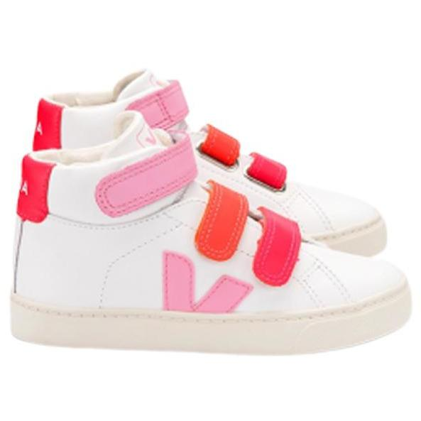 BASKETS ESPLAR WHITE MULTICO-BASKETS & SNEAKERS-VEJA-Maralex Paris