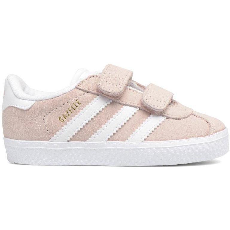 Baskets Gazelle Rose Pale-Bébé fille-ADIDAS-Maralex Paris (1976206524479)