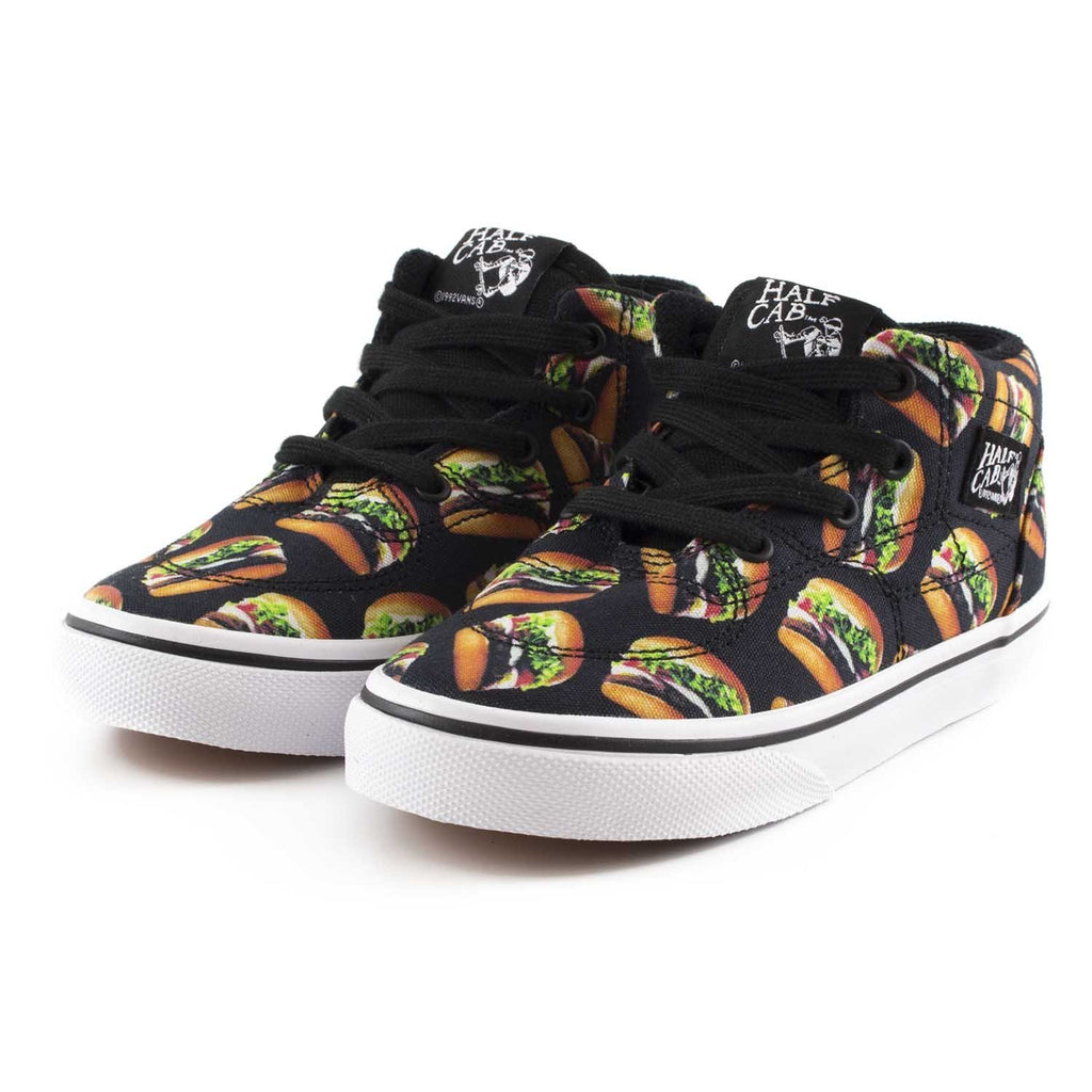 Baskets Half Cab Burger-Bébé fille-VANS-Maralex Paris
