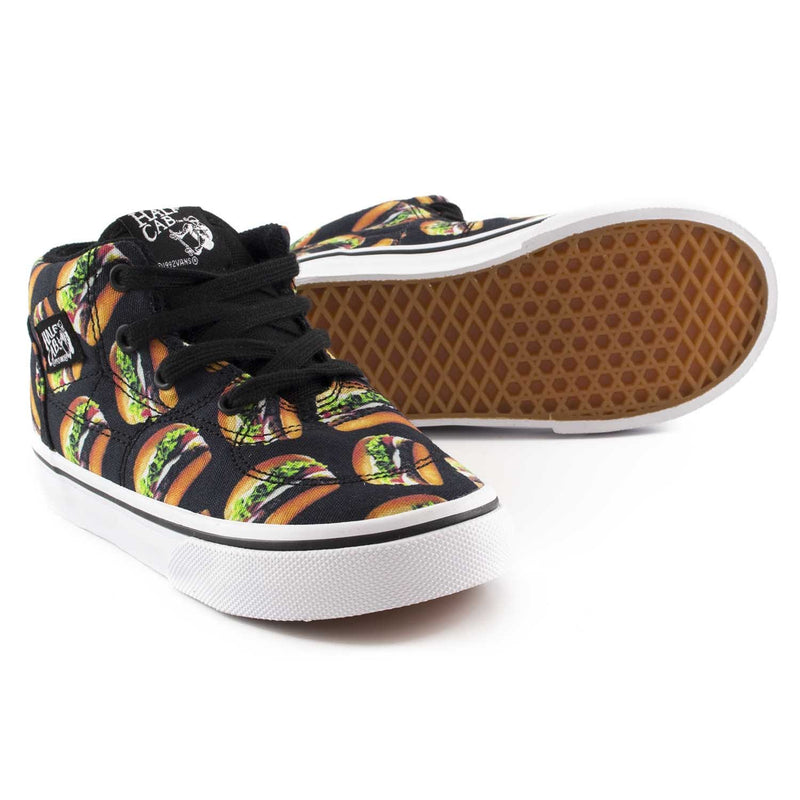 Baskets Half Cab Burger-Bébé fille-VANS-Maralex Paris (1975716282431)