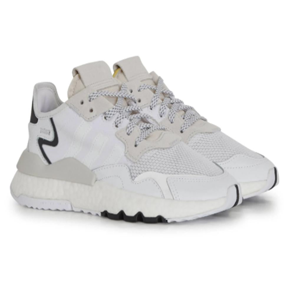 Baskets Nite Jogger White-BASKETS & SNEAKERS-ADIDAS-Maralex Paris