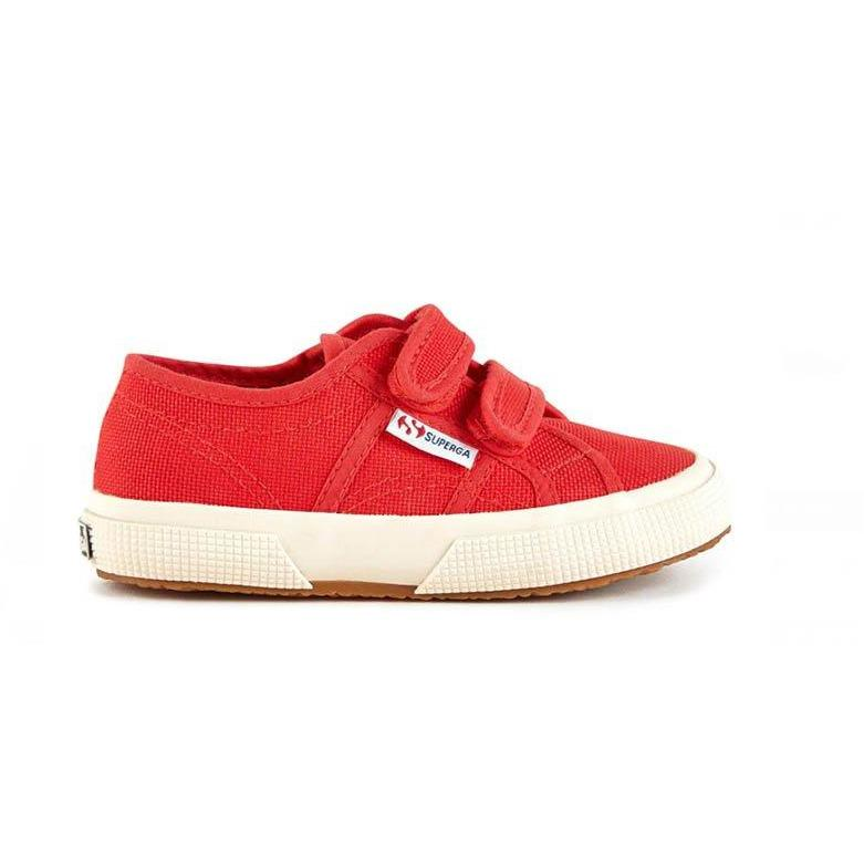 Baskets Scratchs Corail-Fille-SUPERGA-Maralex Paris (1976023515199)