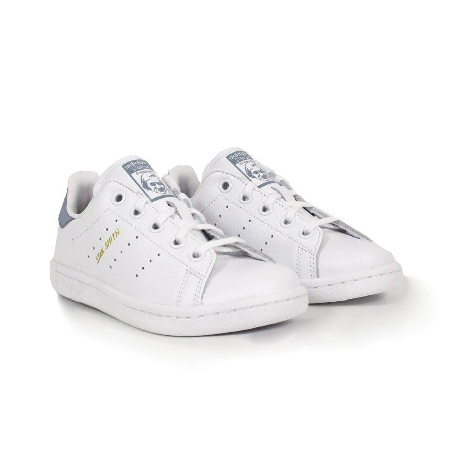 Baskets Stan Smith Blue-Fille-ADIDAS-Maralex Paris