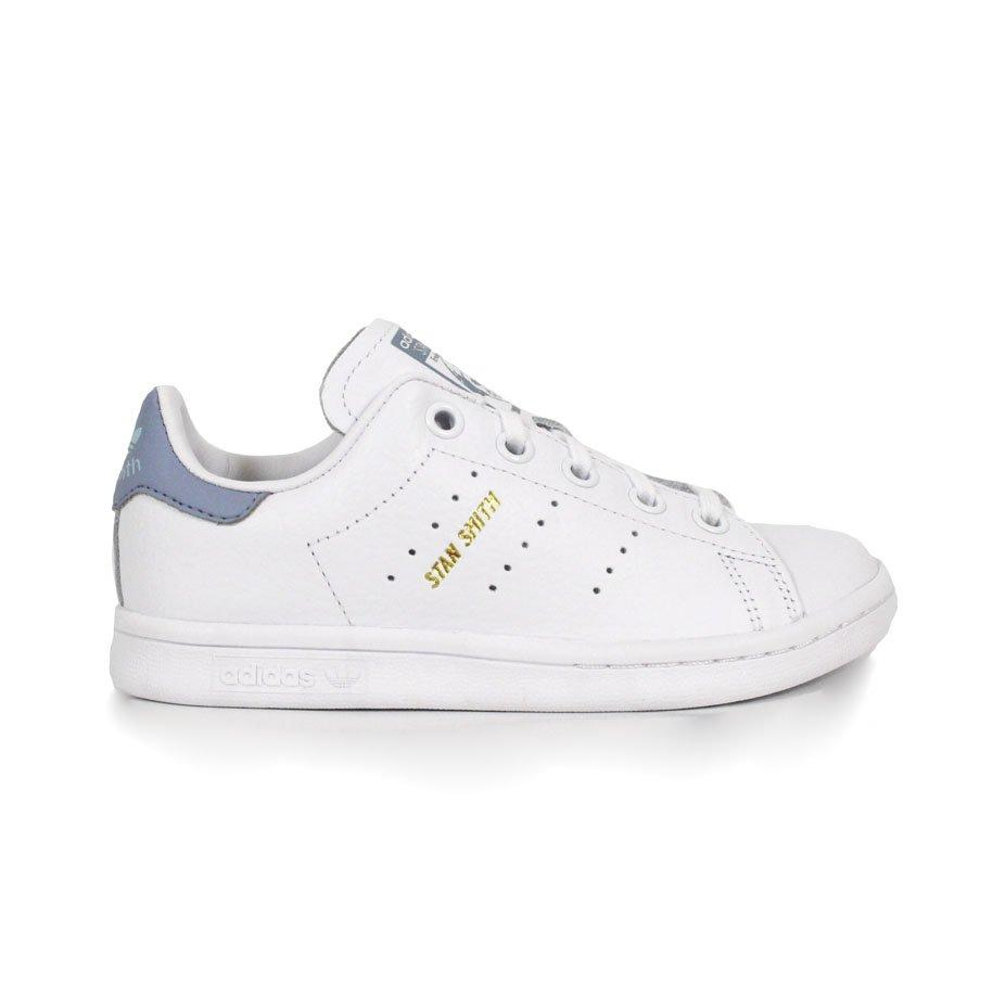 Baskets Stan Smith Blue-Fille-ADIDAS-Maralex Paris (1975940153407)