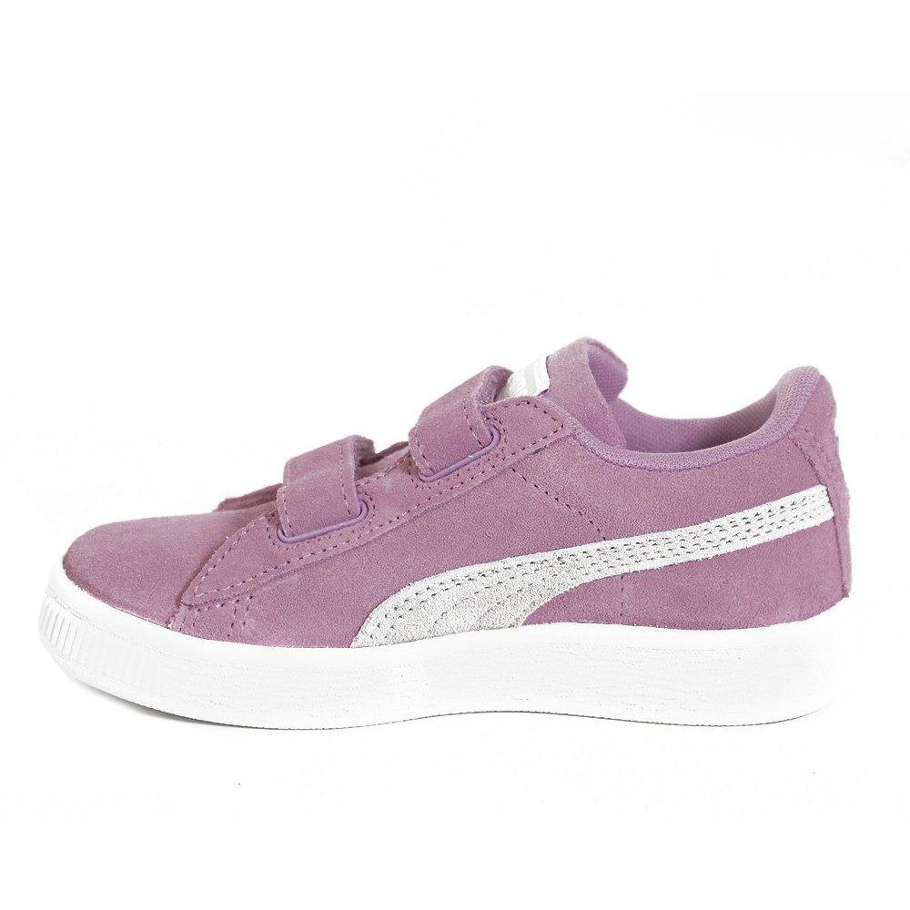 Baskets Suede Classic Rose-Fille-PUMA-Maralex Paris