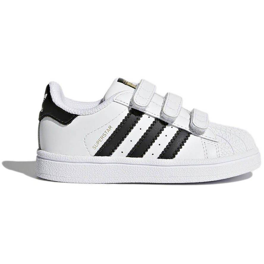 Baskets Superstar Velcros-Bébé fille-ADIDAS-Maralex Paris